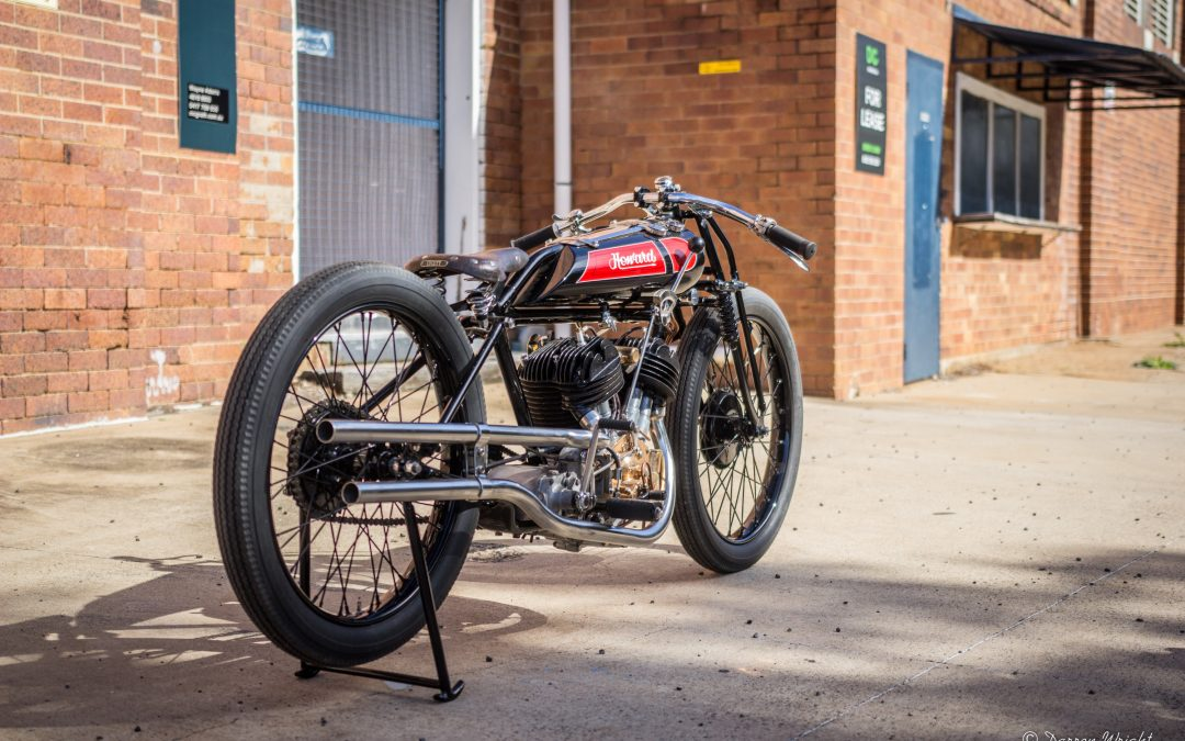 The Howard – Unique Motorcycle